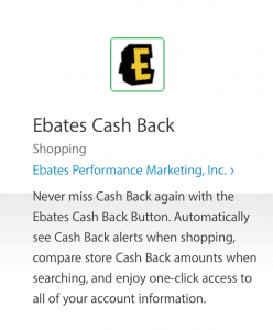 See how we've used Ebates to earn over $4,000 in cash back for online purchases!