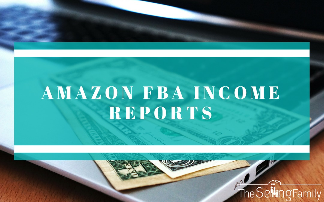 Amazon FBA Income Reports From Full Time Amazon Sellers