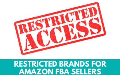 The Known Brands That Are Not Allowed To Be Sold By Amazon Third Party Sellers