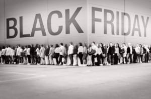 Shopping ON Black Friday For Amazon Inventory