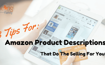 3 Tips for Amazon Product Descriptions that Generate More Sales