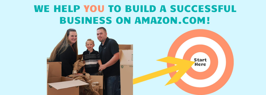 get help to build an amazon fba business