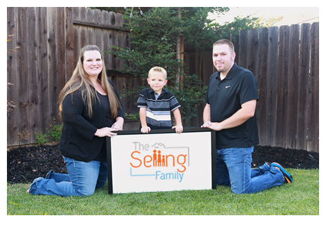 about the selling family