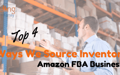 Our Top 4 Ways To Source Inventory For Our Amazon FBA Business