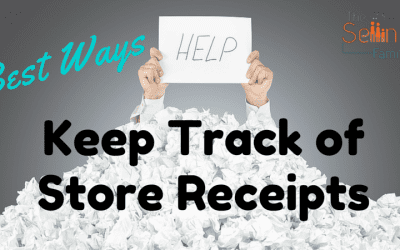 Best Ways to Keep Track of Inventory Receipts For Taxes