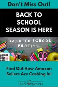 Back To School Profits Find Out How Amazon Sellers Are Cashing In