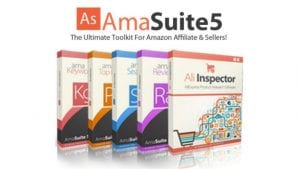 amasuite 5 the ultimate research tool for Amazon FBA sellers!