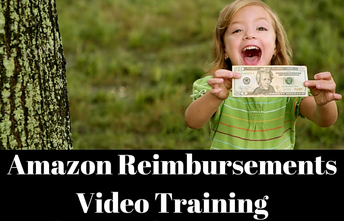 Amazon Reimbursements Video Training. Get back The Money Amazon Owes You!
