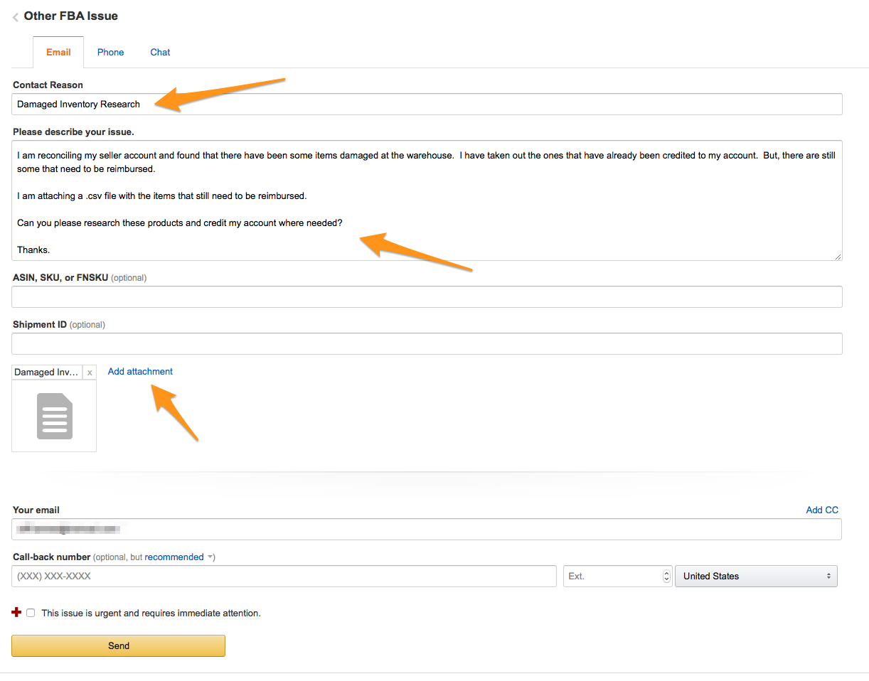Amazon owe's sellers money for damaged products.  Find out how to get that money back today!