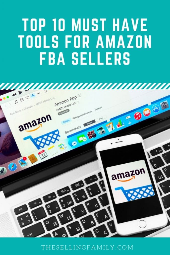 Top 10 Must Have Tools For Amazon FBA Sellers