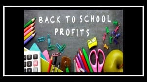 Back To School Profits - TSF VIP Vault