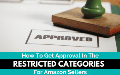 How To Get Approval In The Restricted Categories On Amazon