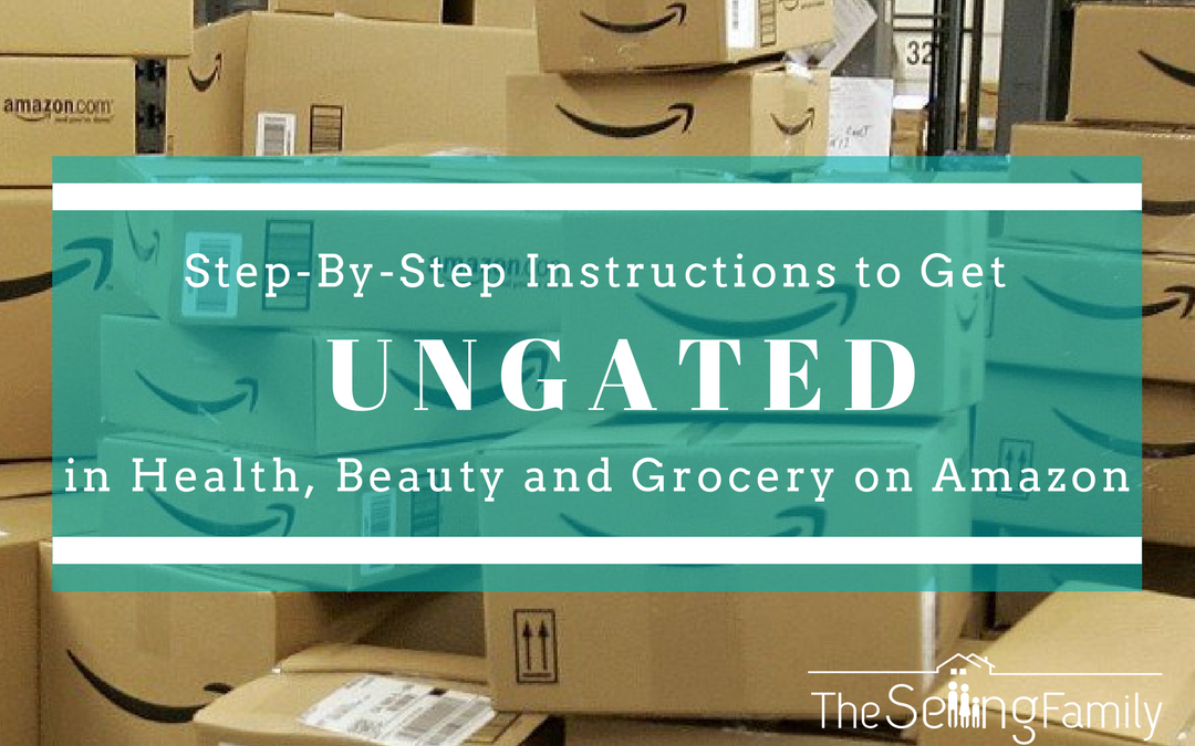How To Get Approval In Health, Beauty and Grocery on Amazon