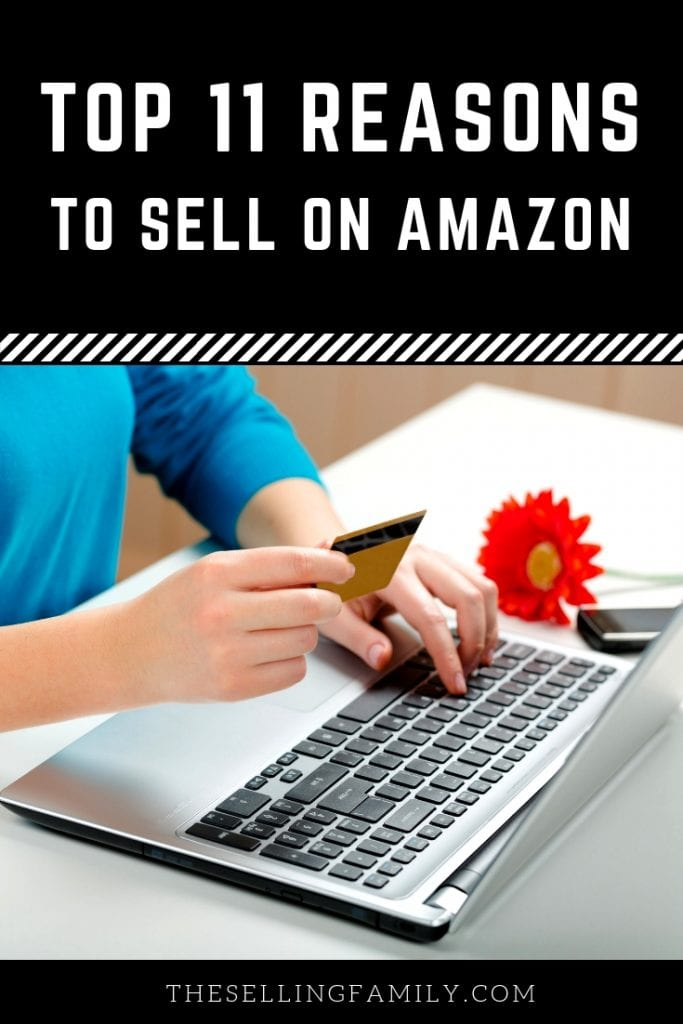 Top 11 Reasons To Sell On Amazon