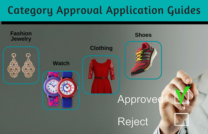 Category Approval Application Guides