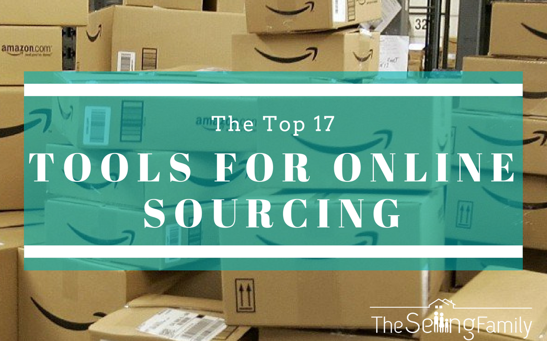 Top 17 Tools For Online Sourcing
