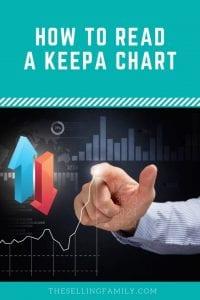 How to Read A Keepa Chart