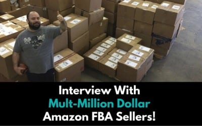 Interview with a Multi-Million Dollar Amazon Seller
