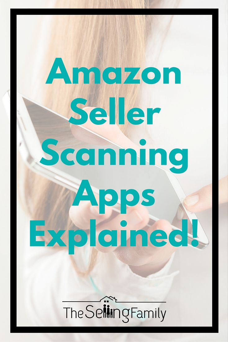 Every Amazon Seller needs a scanning app to find profitable inventory to resell.  But how do you do that in the store?WIth a scanning app 🙂This post will explain exactly what a scanning app does and how it works.Plus we share the pro's and con's of the three different apps we have used over the years.
