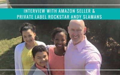 Interview With Amazon Seller & Private Label Expert Andy Slamans