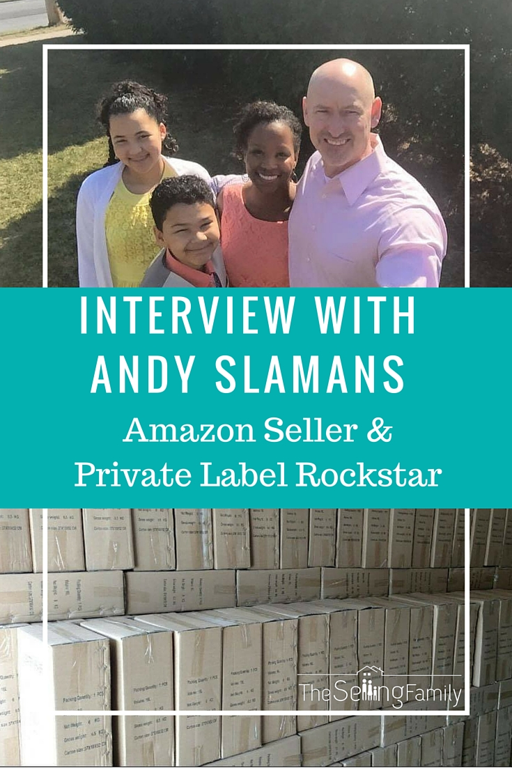Andy Slamans Interview