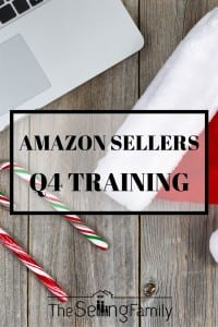 Amazon Seller Q4 Training