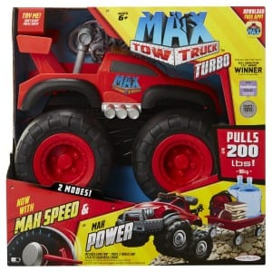 max tow truck Example Of Large Toy in Q4