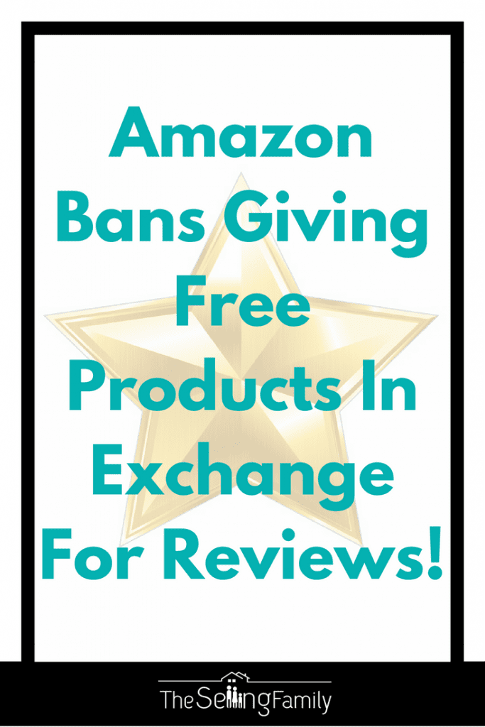 Amazon Bans Giving Away Free Products In Exchange For Reviews