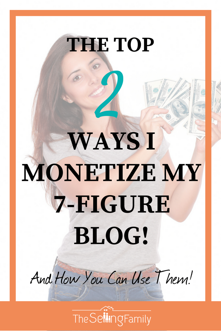 See how I make over 7-figures a year from my blog.  These 2 strategies provide both me with both consistent and recurring incomes.