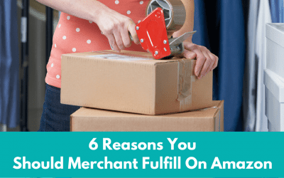 Six Reasons Why You Should Merchant Fulfill On Amazon