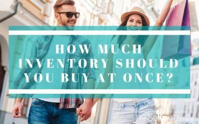 How Much Inventory Should You Buy At One Time For Your Amazon Business?