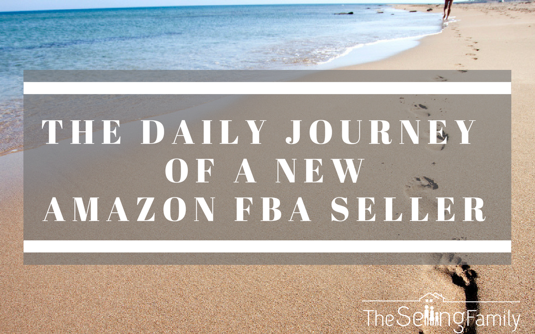 The Daily Thoughts Of A New Amazon FBA Seller!