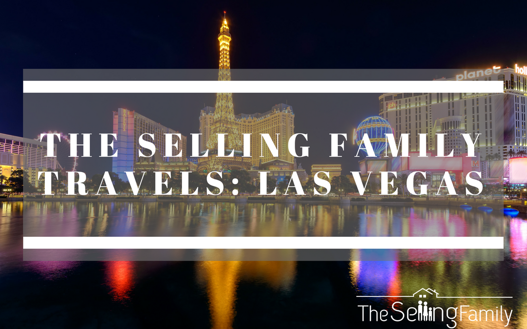 The selling family takes a family friendly vacation to Las Vegas (1)