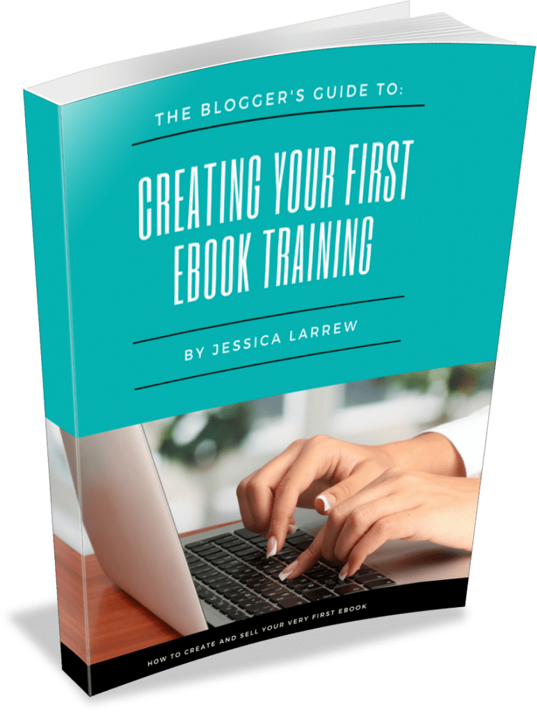 Learn how to write, create and sell your very first ebook. This is a great way to generate income from a blog on any topic! We aren't talking those $3.99 Kindle Books...These types of trainings can easily generate a full time income if you are willing to put in the work!
