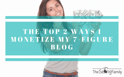 The Top 2 Ways I Monetize A 7-Figure Blog