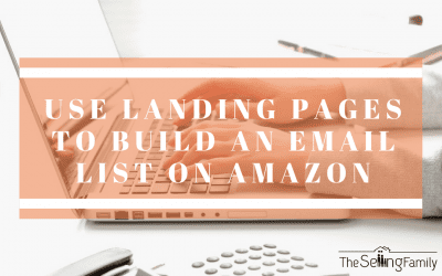 How To Build An Email List By Sending External Traffic To Your Amazon Listings