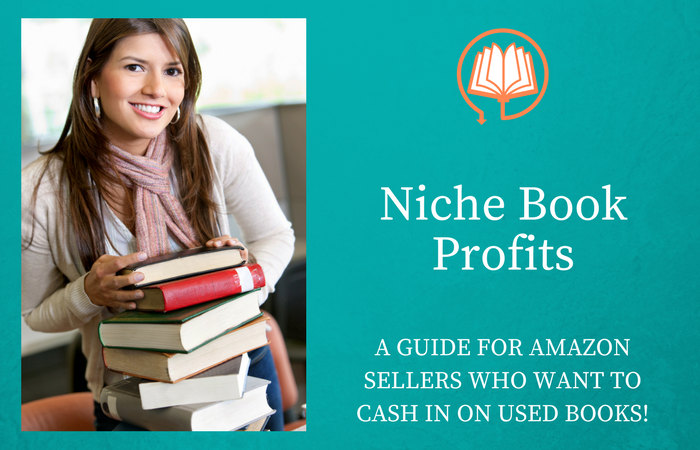 Do you want to know how Amazon sellers are able to buy books from garage sales and thrift stores and then flip them on Amazon for 10x the price?  The Niche Book Profits course will teach you exactly what you need to know in order to cash in on the used book industry.