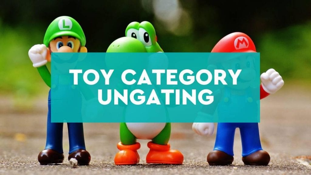 Toy Category Ungating Course