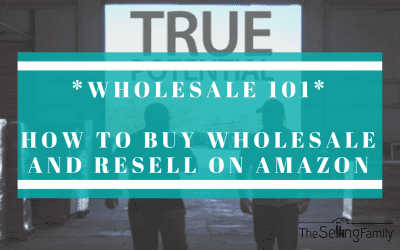 Wholesale 101 – The Ultimate Guide For Buying Wholesale And Reselling On Amazon