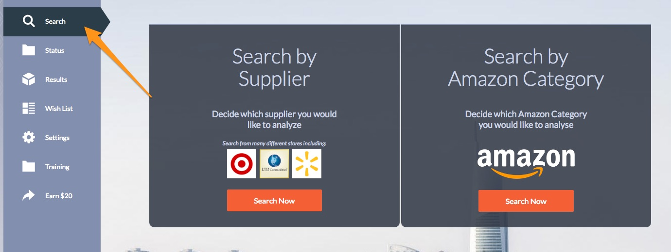Source Mogul is a great way to search for deals online that you can flip on Amazon.com  This is the best automated online sourcing tool that I have found.  See my full review in this post.