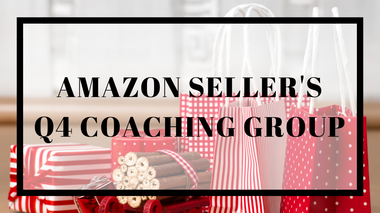 Amazon Seller's Q4 Coaching Group