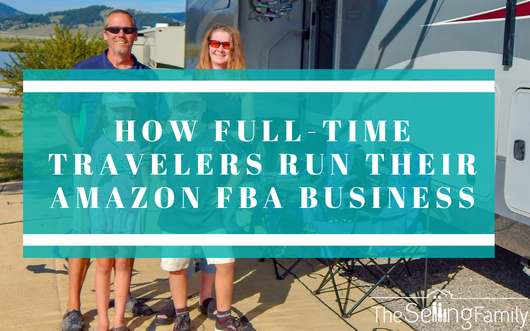 RA in an RV: How Full-Time Travelers Run Their Amazon FBA Business