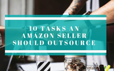 10 Tasks an Amazon Seller Should Outsource