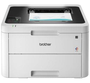 Color Laser Printer by Brother