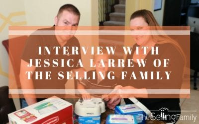 Interview with Jessica Larrew of The Selling Family (You Asked, We Answered)
