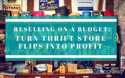 Reselling on a Budget: Turn Thrift Store Flips into Profit