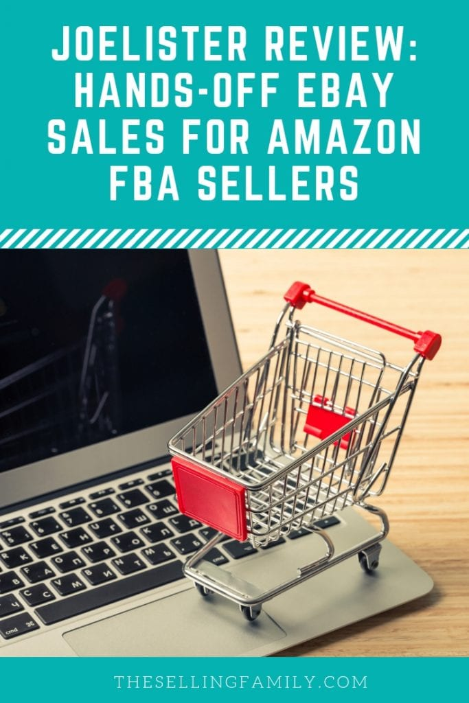 JoeLister Review - Hands-Off eBay Sales for Amazon FBA Sellers