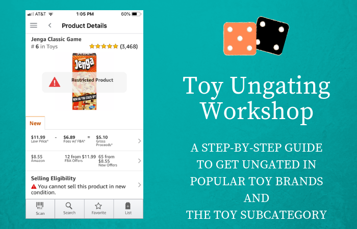 Toy Ungating Workshop Header Image
