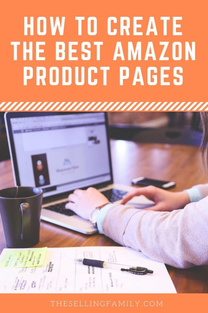 How to Create The BEST Amazon Product Pages
