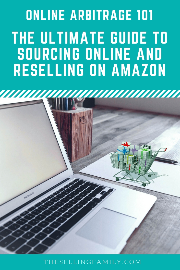 Online Arbitrage 101 – The Ultimate Guide to Sourcing Online and Reselling on Amazon
